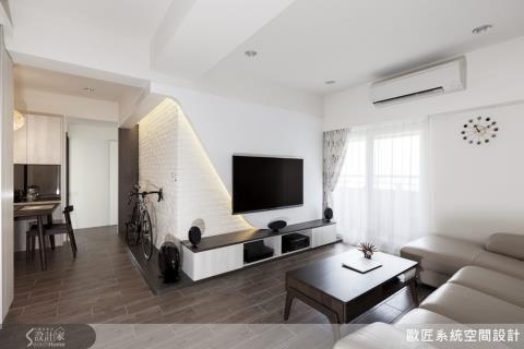 20坪老公寓全新變身,打造休閒風健康樂活宅!