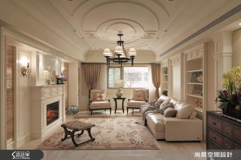 美式風格激盪出的多種家庭療癒空間面貌