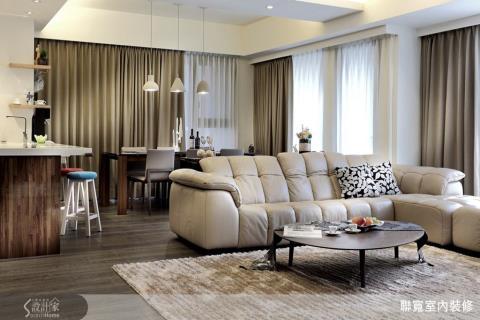 這樣設計,就能擁有寬敞而溫暖的家。