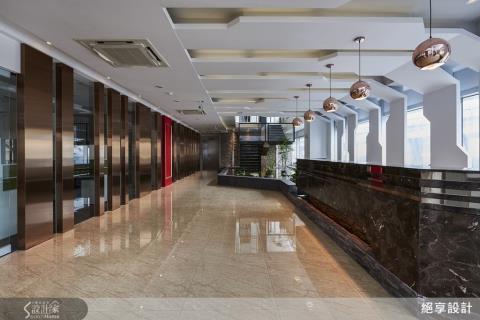 比回家更舒壓,通透、敞朗的自然風辦公空間!