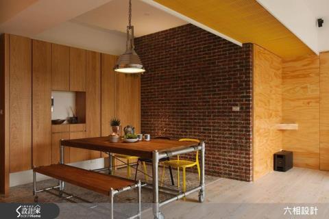 把童年的紅磚牆與小木屋搬回家 打造溫暖自然系完美生活居所