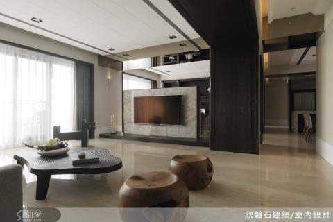 突破格局限制 打造優雅、從容的居家氛圍
