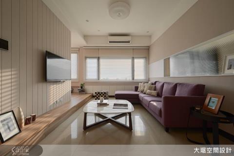 格局微調×氛圍營造 20坪小宅有家的溫度