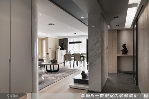 專業設計,為中古屋變裝,成就雅致品味空間