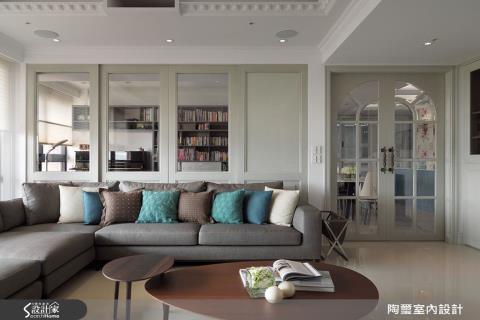 悠揚琴音伴隨滿室暖陽 嚴選綠建材構築70坪幸福大宅