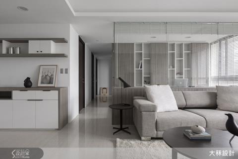 優雅新婚住宅 灰質輕盈好印象
