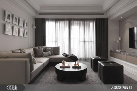 專業贏得信任,打造出專屬的輕古典美宅