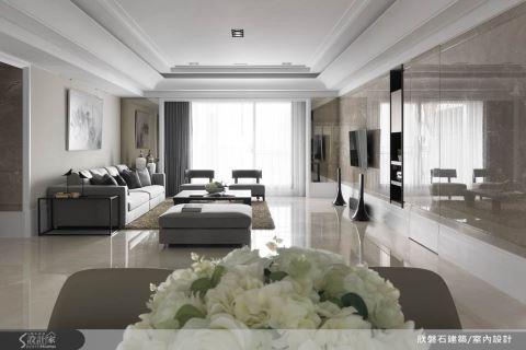 跟設計師學黃金比例分配,打造優雅人文美宅!
