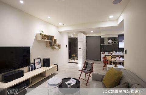 3房變2房  雙人甜蜜窩享受大空間感