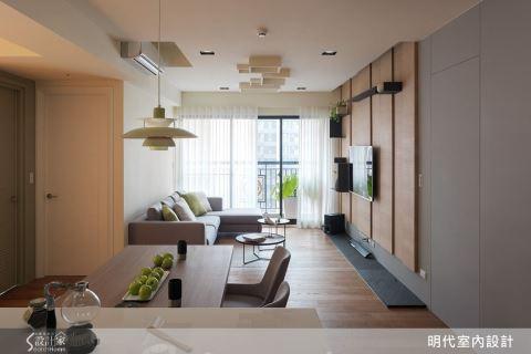 25 坪空間也能擁有設計感好宅!