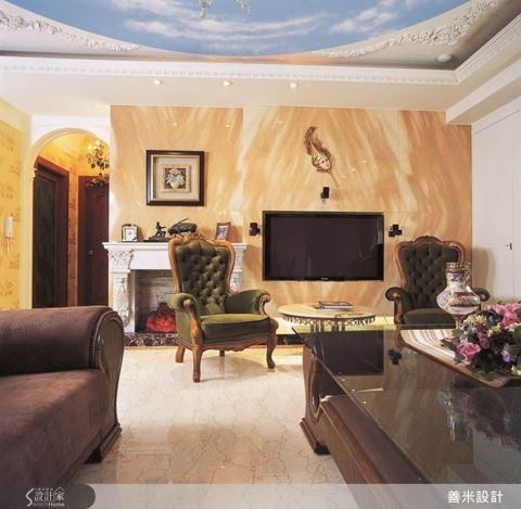 三代共居,浸沐在大器風雅的古典宅邸