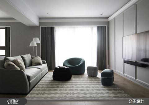 調和法式與北歐風尚 擁抱溫暖與優雅的質感宅