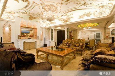 在歐式古典大宅來一場藝術文化饗宴!