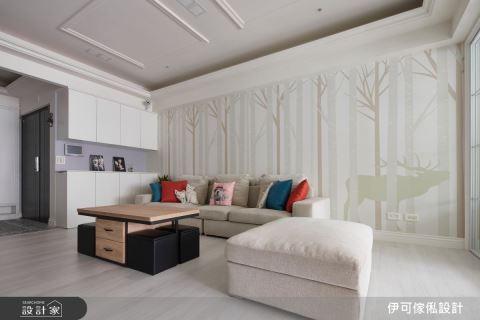 【裝潢小跟班III-5】溫馨居家色彩學!油漆、壁紙與窗簾的搭配技巧
