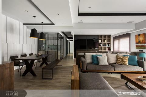 低樓層房屋拉高景深有妙招 化收納於無形