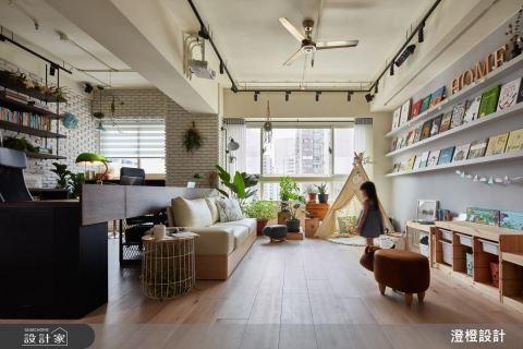 是書店、客廳、還是植物園? 平價家具教你打造綠色北歐風