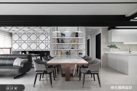 玩轉色彩和材質 三大設計凸顯高顏值單身宅