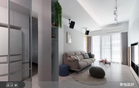 22坪小宅超完美坪效發揮 3房空間沒壓力