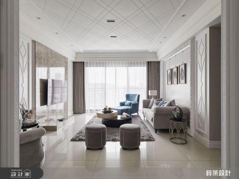 加法設計3房變4房 淨白空間隱現彩色心機