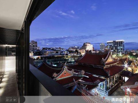 「傳承」:龍山寺觀景新視角!日本觀光客私藏的文青旅店