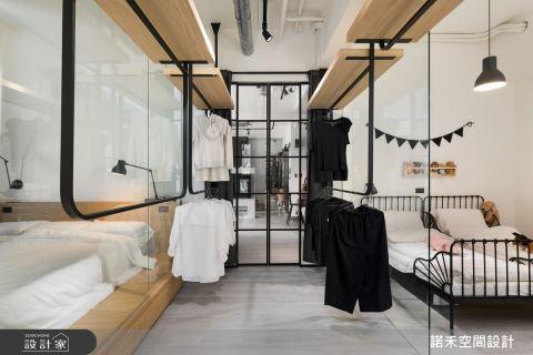 玻璃隔間串起清透亮的家  無私分享的空間x育兒哲學