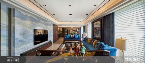 青花瓷 + 鍍鈦金屬,交融跨世代的頂級款待美學