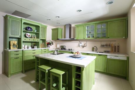 走進設計師的理想廚房