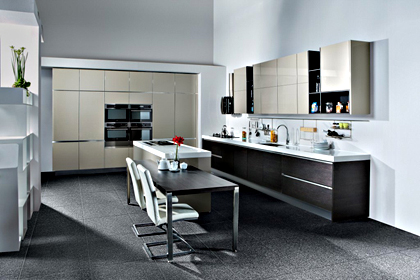 高機能性廚房家電打造高效率無煙廚房