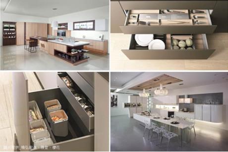【廚房這樣收納好乾淨】1概念 X 4區域 X 5五金 超強收納一次到位