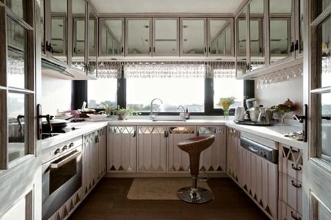 【好廚房你可以這樣設計】U 或ㄇ字型 這樣做