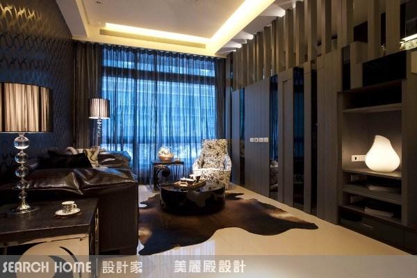 25坪新成屋(5年以下)_奢華風案例圖片_美麗殿設計_美麗殿_09之3