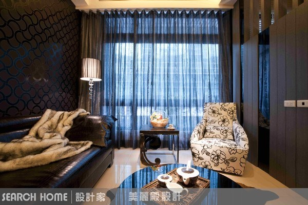 25坪新成屋(5年以下)_奢華風案例圖片_美麗殿設計_美麗殿_09之5