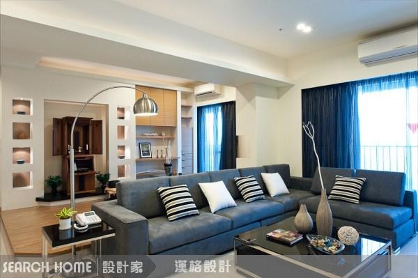 50坪新成屋(5年以下)_現代風案例圖片_漢格空間設計_漢格_04之2