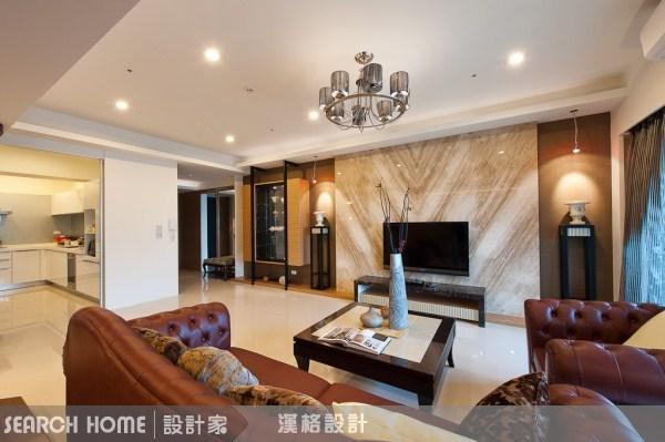 50坪新成屋(5年以下)_新古典案例圖片_漢格空間設計_漢格_03之2