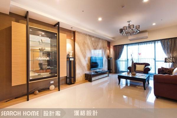 50坪新成屋(5年以下)_新古典案例圖片_漢格空間設計_漢格_03之1