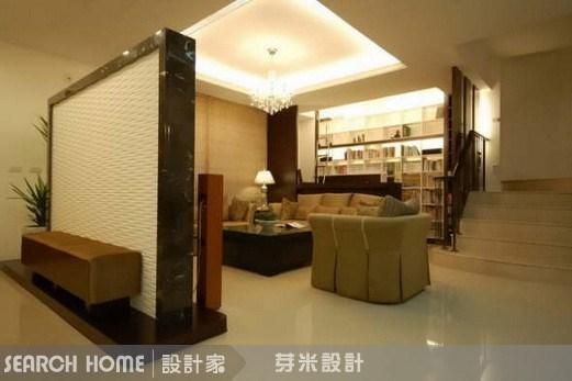 120坪新成屋(5年以下)_奢華風案例圖片_芽米空間設計_芽米_24之3
