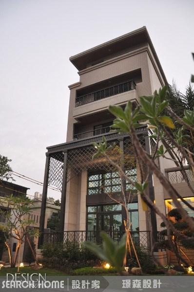 100坪新成屋(5年以下)_現代風庭院案例圖片_璟田設計坊_璟森_04之9