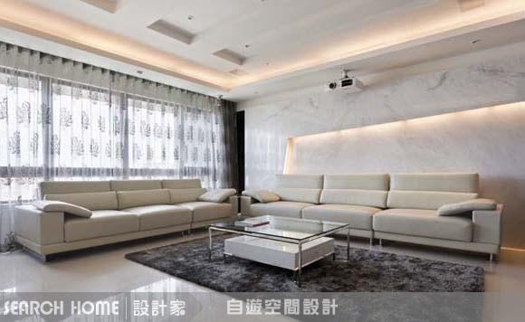 65坪新成屋(5年以下)_現代風案例圖片_自遊空間設計_自遊空間_04之1