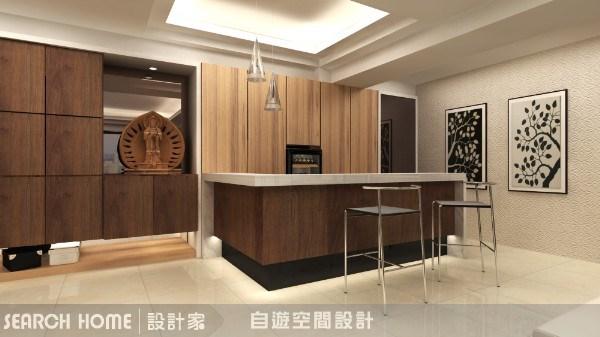 46坪新成屋(5年以下)_現代風案例圖片_自遊空間設計_自遊空間_02之4