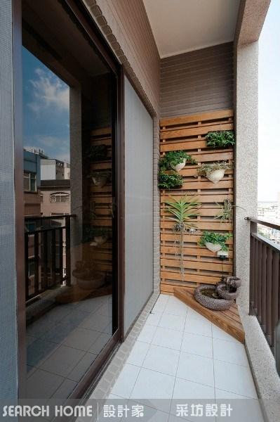 35坪新成屋(5年以下)_混搭風案例圖片_采坊室內設計_采坊_07之3