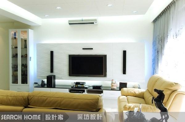 40坪新成屋(5年以下)_現代風案例圖片_采坊室內設計_采坊_05之11