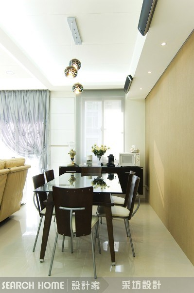 40坪新成屋(5年以下)_現代風案例圖片_采坊室內設計_采坊_05之12
