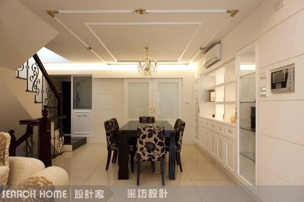 120坪新成屋(5年以下)_新古典案例圖片_采坊室內設計_采坊_04之1