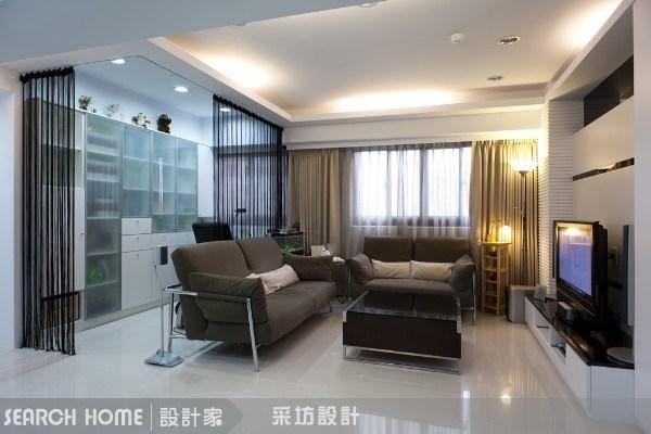 30坪老屋(16~30年)_現代風案例圖片_采坊室內設計_采坊_01之1