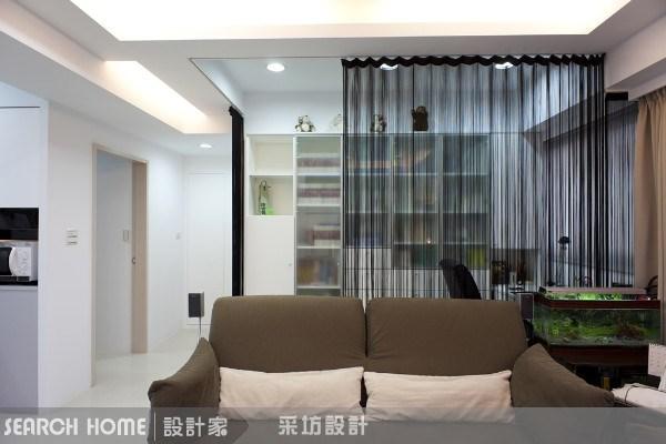 30坪老屋(16~30年)_現代風案例圖片_采坊室內設計_采坊_01之3