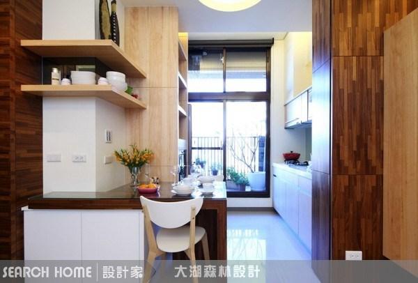 15坪新成屋(5年以下)_混搭風餐廳案例圖片_大湖森林室內設計_大湖森林_04之4