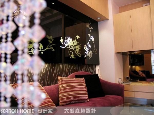 15坪新成屋(5年以下)_奢華風客廳案例圖片_大湖森林室內設計_大湖森林_01之5