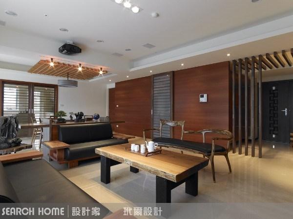 90坪新成屋(5年以下)_人文禪風案例圖片_玳爾設計_玳爾_17之4