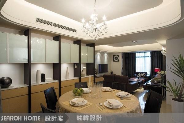 42坪新成屋(5年以下)_現代風案例圖片_晴境設計_晴境設計_02之3