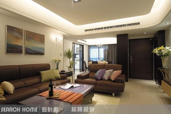 42坪新成屋(5年以下)_現代風案例圖片_晴境設計_晴境設計_02之2